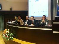 Aeranti-Corallo, Tavolo relatori