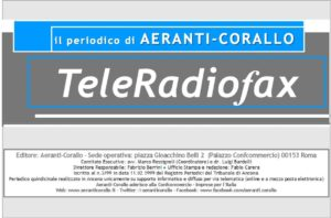 Teleradiofax Aeranti-Corallo n. 19/2021