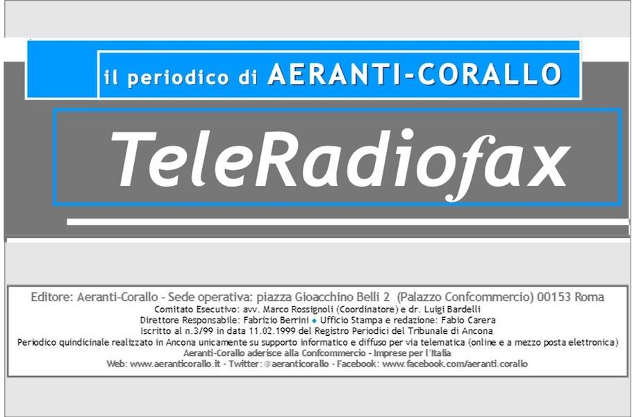 Teleradiofax Aeranti-Corallo n. 8/2021