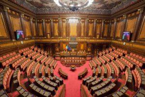 Decreto cura Italia Senato